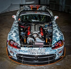 Engine Bay shot VIPER