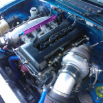 SR20 Time Attack MX5 Motor Engine