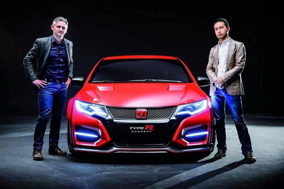 Honda Civic 2015 Type R Concept