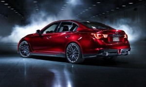 Infiniti-Q50-Eau-Rouge Rear