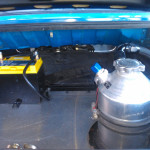 SR20 Time Attack MX5 trunk