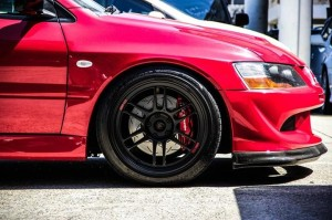 Michaels EVO Wheel Shot