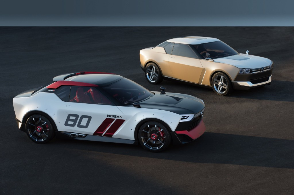 Nismo IDx Production Mock-up