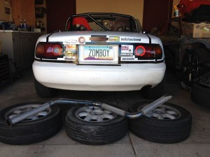 Rear End 8BITMX5