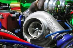 HULK Civic Turbocharger
