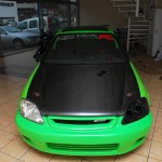 HULK Civic Front End