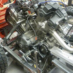 Honda Mean Mower Motor