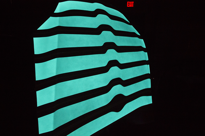 Electroluminescent Coating (Electric Paint)