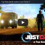 Just Cause 2 - Top Gear Episode