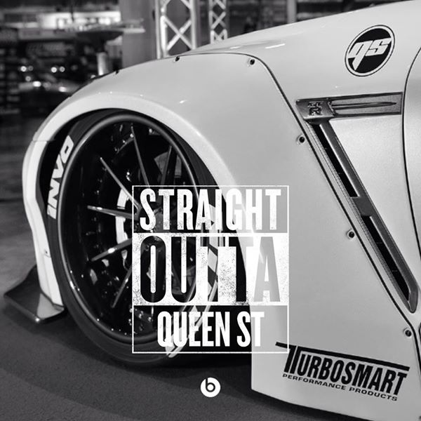 Straight Outta Queen St